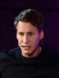 Dustin Lance Black. Source: Wikipedia