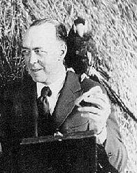 Edgar Rice Burroughs. Source: Wikipedia