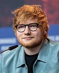 Ed Sheeran. Source: Wikipedia