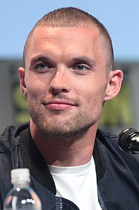 Ed Skrein. Source: Wikipedia