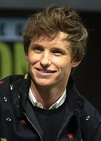 Eddie Redmayne. Source: Wikipedia