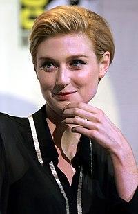 Elizabeth Debicki. Source: Wikipedia