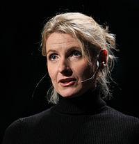 Elizabeth Gilbert. Source: Wikipedia
