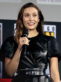 Elizabeth Olsen. Source: Wikipedia