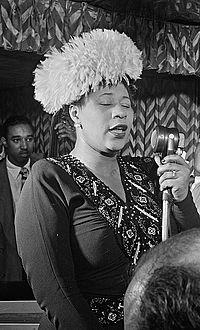 Ella Fitzgerald. Source: Wikipedia