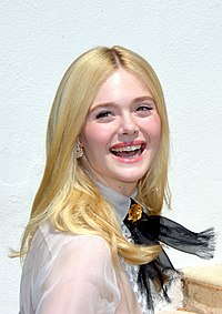 Elle Fanning. Source: Wikipedia