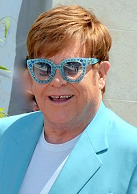 Elton John. Source: Wikipedia