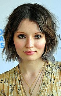 Emily Browning. Source: Wikipedia