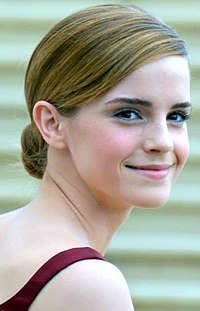Emma Watson. Source: Wikipedia