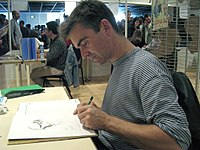Emmanuel Lepage. Source: Wikipedia