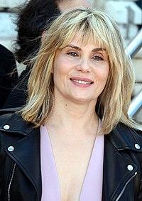 Emmanuelle Seigner. Source: Wikipedia