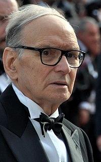 Ennio MORRICONE. Source: Wikipedia