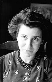 Etty Hillesum. Source: Wikipedia