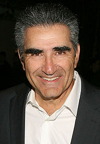 Eugene Levy. Source: Wikipedia