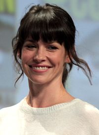Evangeline Lilly. Source: Wikipedia