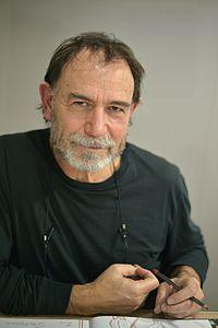 Lorenzo Mattotti. Source: Wikipedia