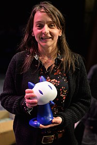 Marion Montaigne. Source: Wikipedia