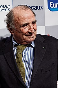 Claude Brasseur. Source: Wikipedia