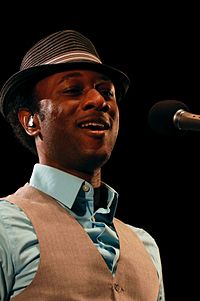 Aloe Blacc. Source: Wikipedia