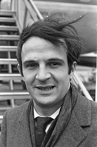 François Truffaut. Source: Wikipedia