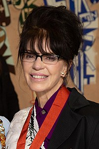 Fran Walsh. Source: Wikipedia