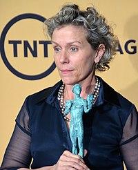 Frances McDormand. Source: Wikipedia