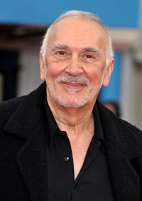Frank Langella. Source: Wikipedia