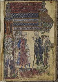 Fulbert de Chartres. Source: Wikipedia