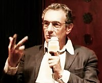 Georges-Marc Benamou. Source: Wikipedia