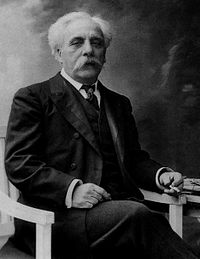 Gabriel Fauré. Source: Wikipedia