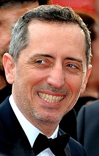 Gad ELMALEH. Source: Wikipedia