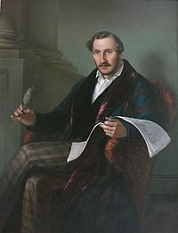 Gaetano Donizetti. Source: Wikipedia