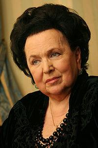 Galina Vichnevskaïa. Source: Wikipedia