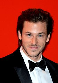 Gaspard Ulliel. Source: Wikipedia