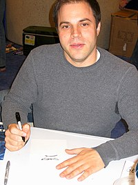 Geoff Johns. Source: Wikipedia