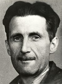 George Orwell. Source: Wikipedia