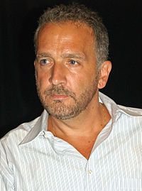 George P. Pelecanos. Source: Wikipedia