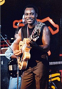 George Benson. Source: Wikipedia