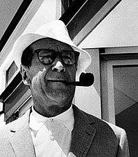 Georges Simenon. Source: Wikipedia