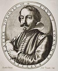 Giambattista Basile. Source: Wikipedia