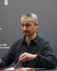 Gilles Legardinier. Source: Wikipedia