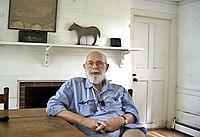 Edward Gorey. Source: Wikipedia
