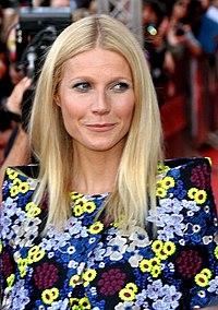 Gwyneth Paltrow. Source: Wikipedia