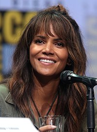 Halle Berry. Source: Wikipedia