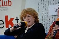 Hannelore Hoger. Source: Wikipedia