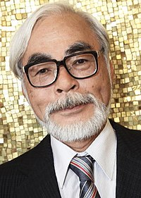 Hayao Miyazaki. Source: Wikipedia