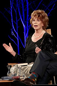 Edna O'Brien. Source: Wikipedia