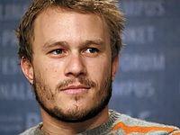Heath LEDGER. Source: Wikipedia