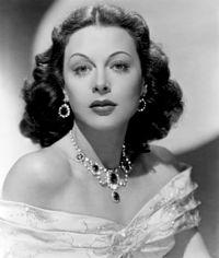 Hedy Lamarr. Source: Wikipedia