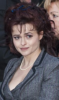 Helena Bonham-Carter. Source: Wikipedia